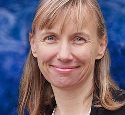 Photo of Instructor, Katy Börner